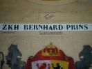 Onthulling door ZKH Prins Bernhard op 28-9-1985