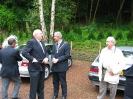1.  Aankomst van de burgemeester, Gerd Leers