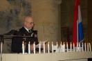 11.  Chaplain Philip Smiley read the letter of Robert Wisler