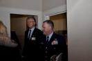 7.  Arrival CAPT James Robertson, US Coast guard
