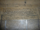 De handtekeningen na de Mis 1944