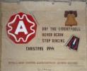 Embleem van 9th US Army