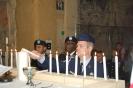 11. Lighting candles
