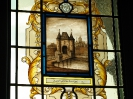 10.  Special window in city hall